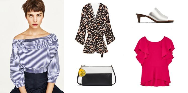 Zara : 10 pièces tendance à shopper en soldes dès maintenant !
