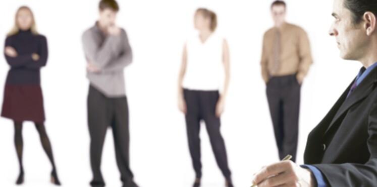 Le recruteur vous teste sur vos points faibles lors de l'entretien