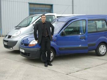 Collectibus: Taxi-brousse à la française