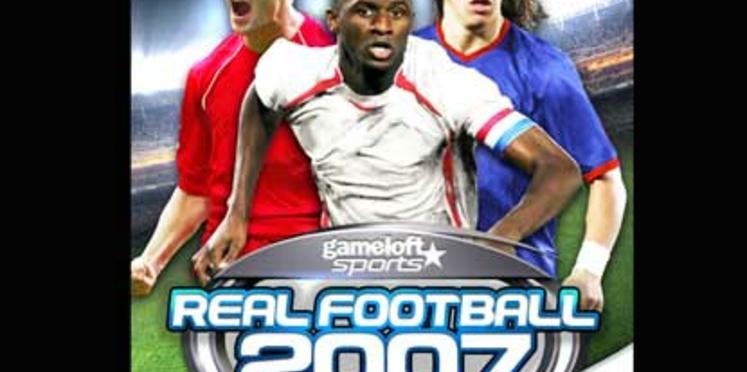 Real Football 2007, devenez champion du monde!