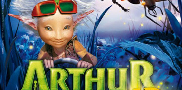 Arthur et les Minimoys investissent le Futuroscope