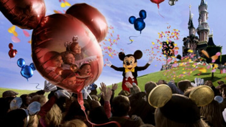 La Fête Magique de Mickey en vidéo