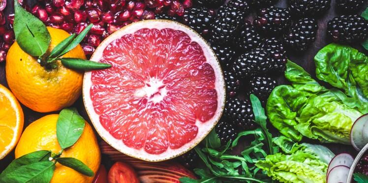 Santé : 16 aliments colorés que l'on devrait tous consommer