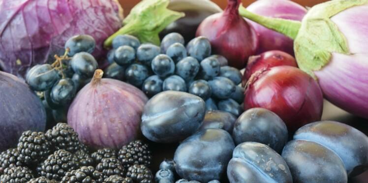 Le plein d'antioxydants grâce aux aliments violets