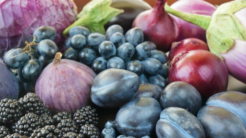 Aliments violets : ceux qu'il faut consommer pour faire le plein d'antioxydants
