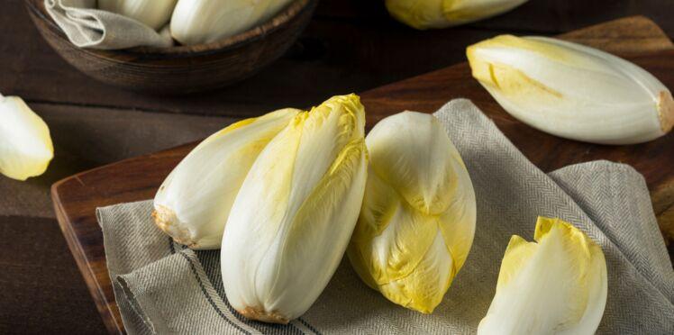 Légume minceur, antioxydant et coup de fouet : découvrez les bienfaits des endives