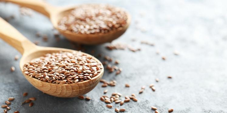 Les bienfaits santé des graines de lin