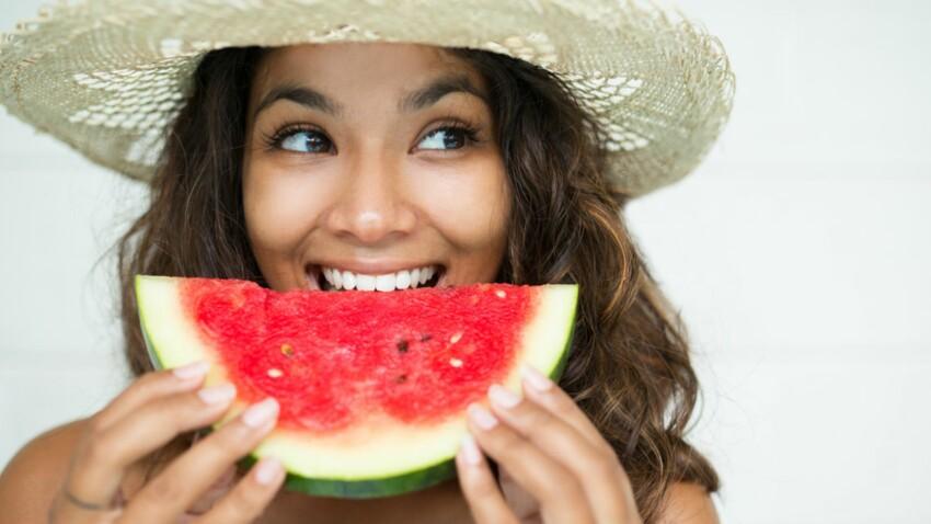 Les 4 bienfaits santé de la pastèque