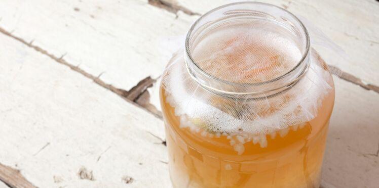 Kefir, Kombucha... Ce qu'il faut savoir sur les boissons fermentées naturelles