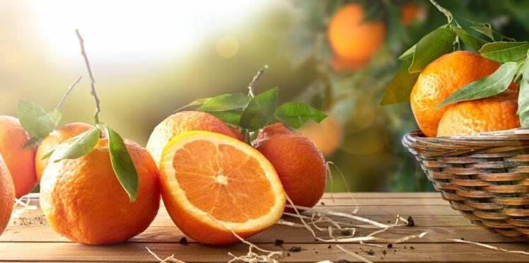 Il faut manger 21 oranges pour retrouver les nutriments d'une orange de 1950