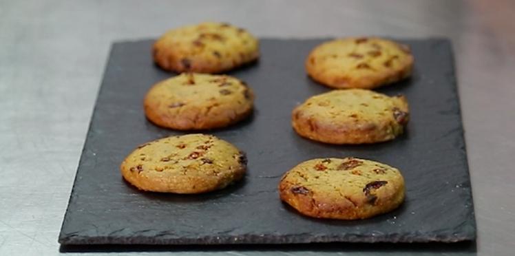 Pâtisserie pour diabétiques : la recette des cookies (vidéo)