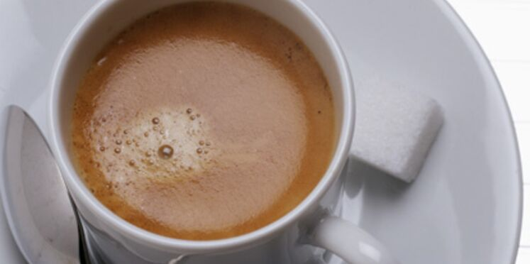 Du café contre les courbatures