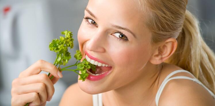 Herbes, graines et algues : belles plantes à croquer