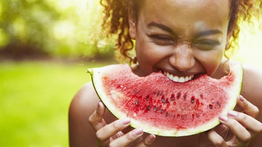 8 aliments gorgés d'eau pour se désaltérer et s'hydrater cet été