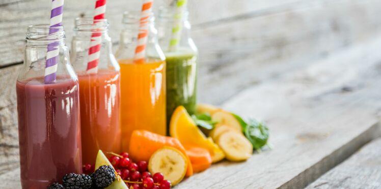 8 jus pour booster sa santé
