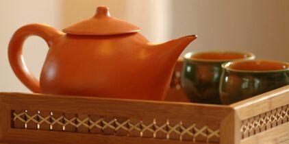 Boire du thé diminuerait le risque de glaucome : Femme
