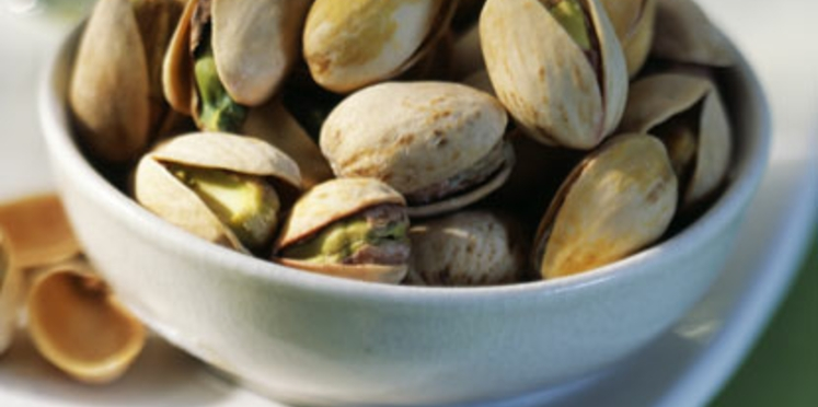 Les bienfaits de la pistache