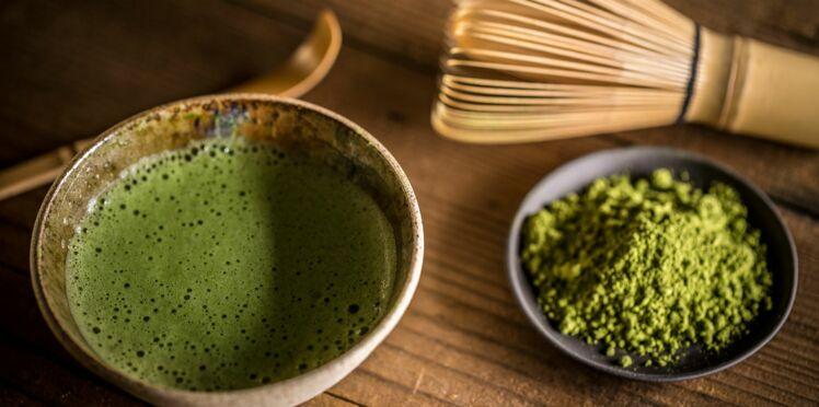 La préparation traditionnelle du thé matcha (vidéo)