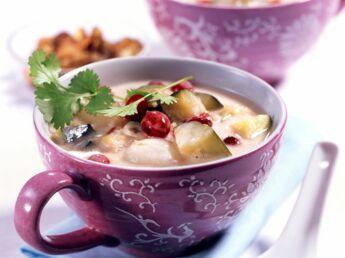 Des recettes de soupes bonnes pour la santé