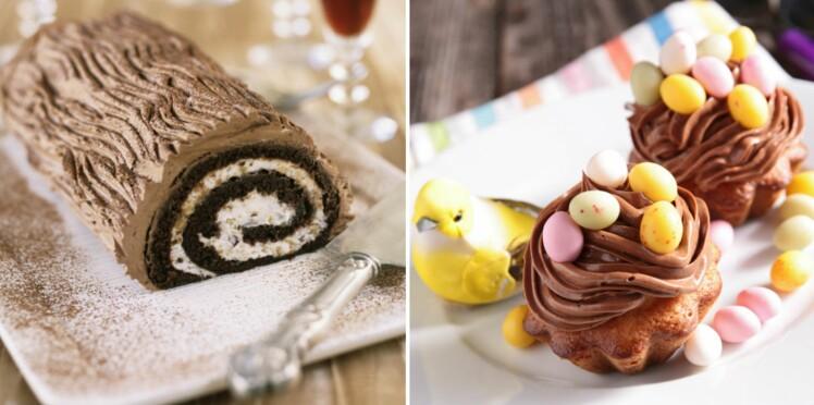 10 desserts de fêtes gourmands et sans gluten