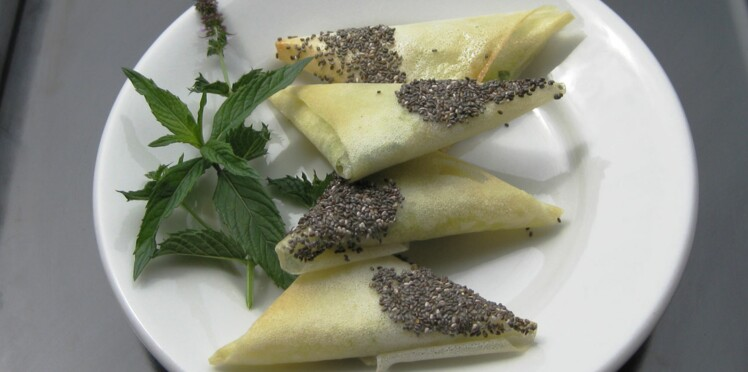 6 recettes à base de graines