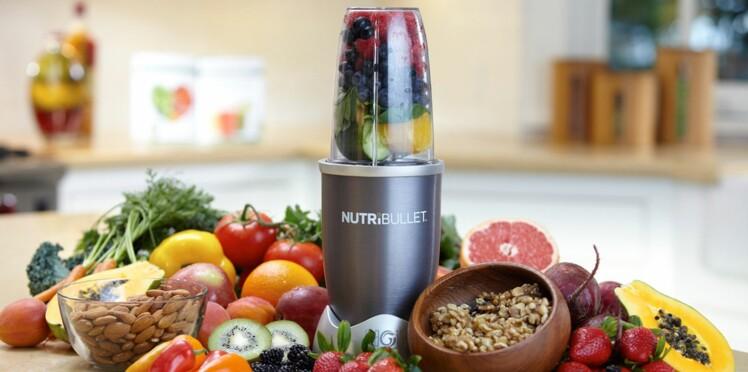 13 recettes healthy pour débuter avec le Nutribullet