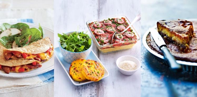 Nos recettes gourmandes et sans gluten