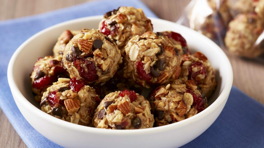 Snack healthy : 12 recettes sucrées aux amandes