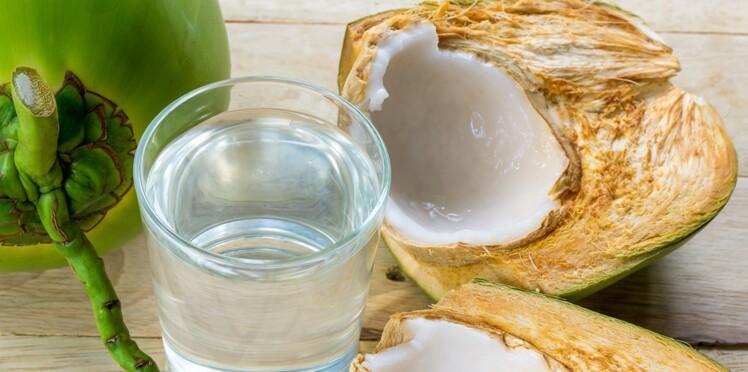 Eau de coco : ses nombreuses vertus santé