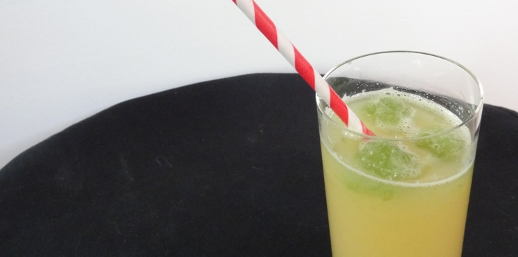 En vidéo, un cocktail désaltérant pour l'été