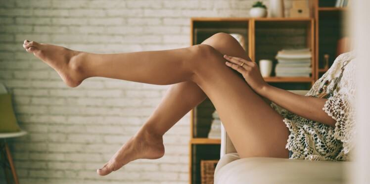 Aromathérapie : 5 remèdes anti-jambes lourdes aux huiles essentielles