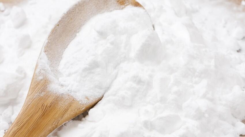 Bicarbonate de soude : ses 5 vertus santé