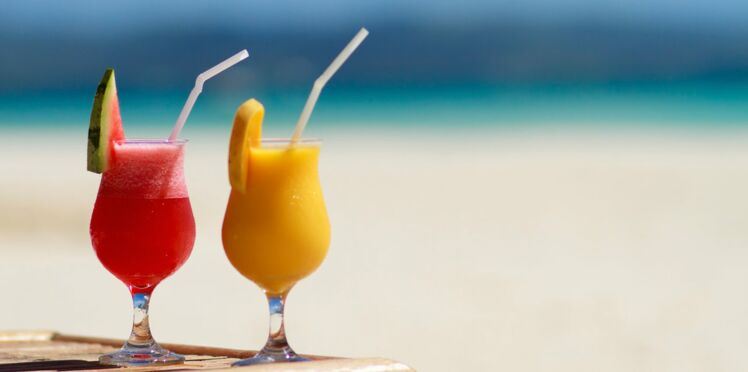 5 recettes de cocktails antioxydants