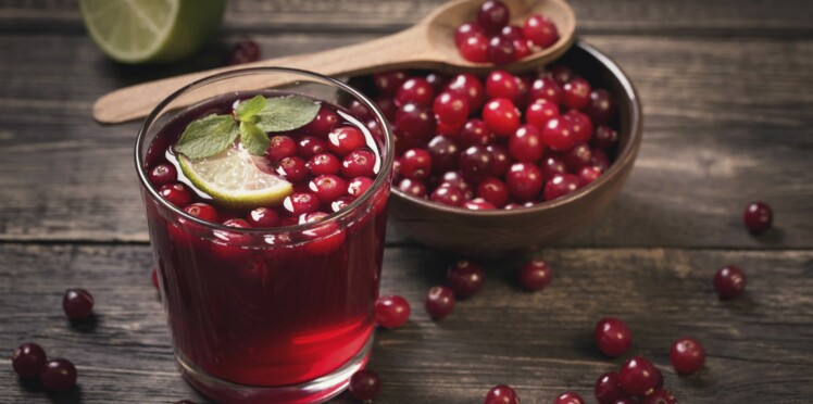 "La cranberry : un ""antibiotique"" naturel"