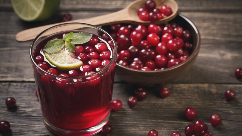 "La cranberry : un ""antibiotique"" naturel"