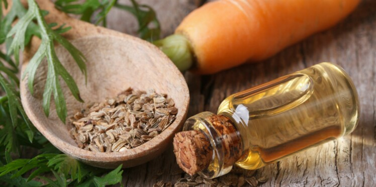 L'huile de carotte, l'astuce secrète pour avoir une belle peau