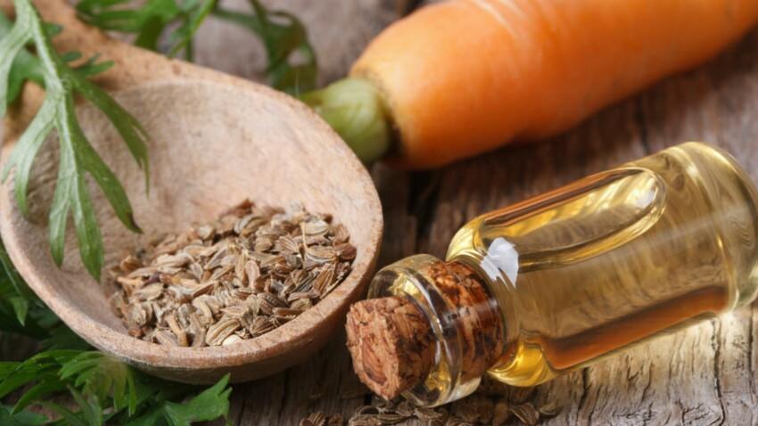 L'huile de carotte : l'astuce secrète pour avoir une belle peau