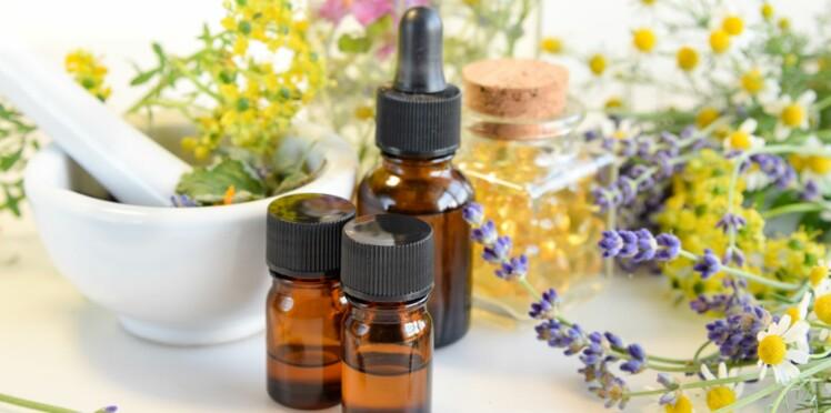 huile essentielle contre inflammation
