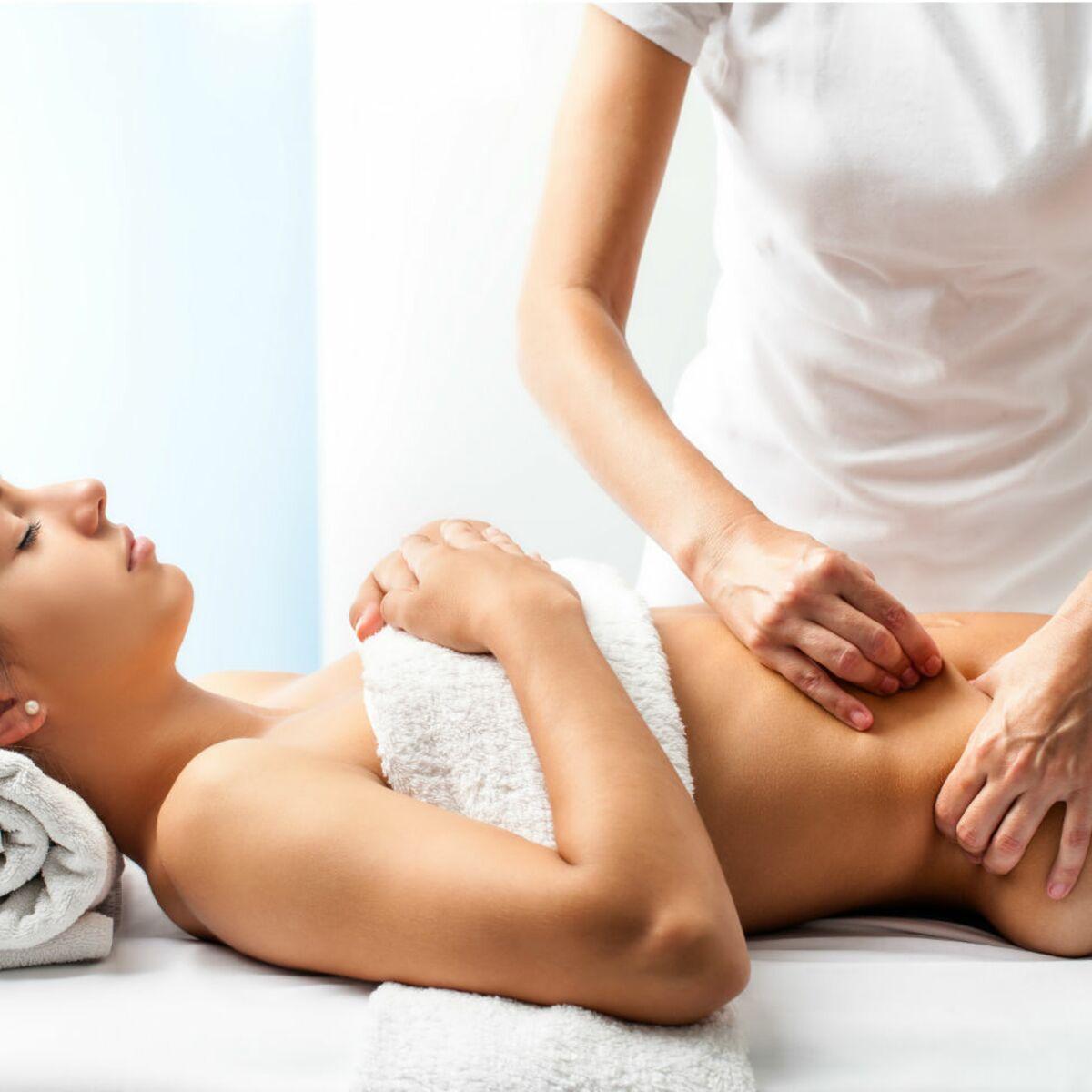 Ostéopathie : elle aide aussi en cas de troubles digestifs : Femme ...
