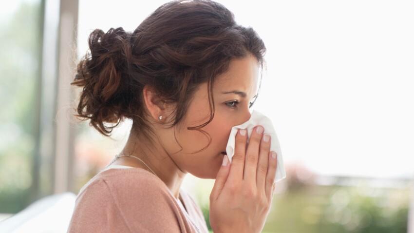 Mal de gorge, grippe, rhume : nos recettes maison pour se soigner toute seule