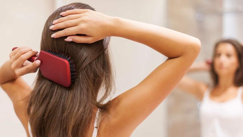 Les solutions naturelles pour lutter contre la chute de cheveux : Femme  Actuelle Le MAG