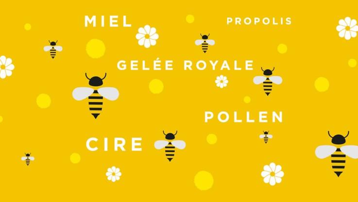 Tout savoir sur les produits de la ruche