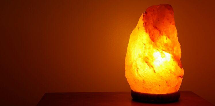 Les vertus bien-être des lampes de sel