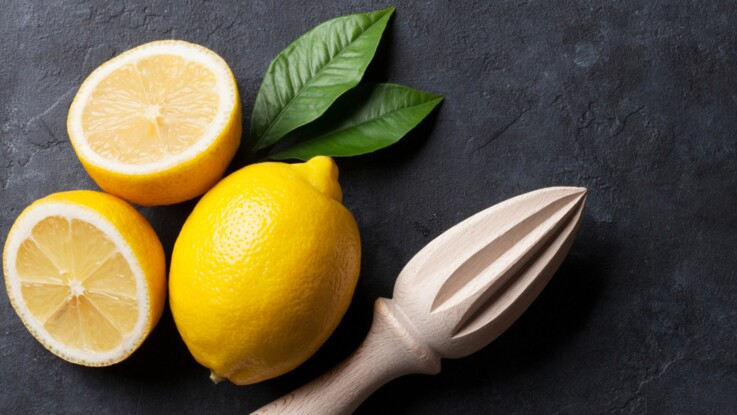 Les 6 vertus santé du citron