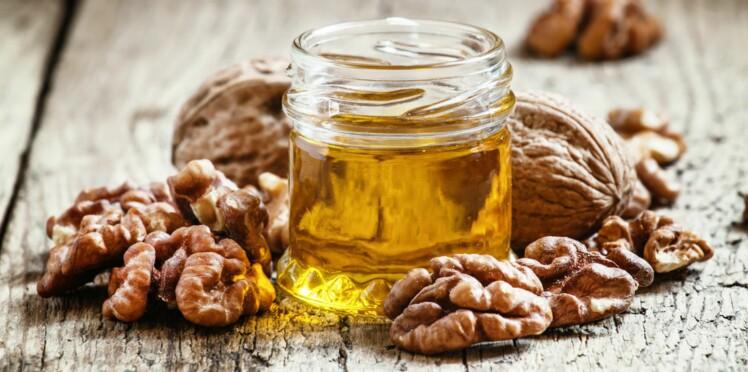 Huile de noix : ses vertus santé