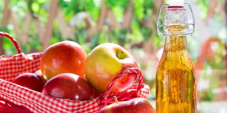 Les 6 vertus santé... du vinaigre de cidre