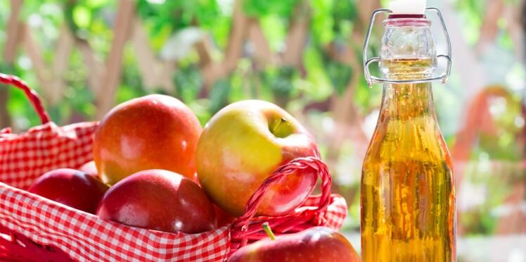 Les 6 Vertus Santé Du Vinaigre De Cidre Femme Actuelle