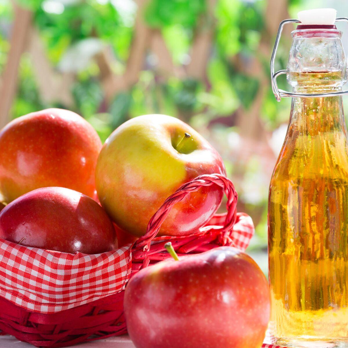 Les 6 vertus santé... du vinaigre de cidre : Femme Actuelle Le MAG