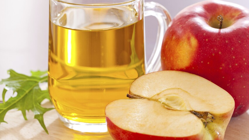 Apple cider vinegar: its 6 health benefits: Femme Today Le MAG