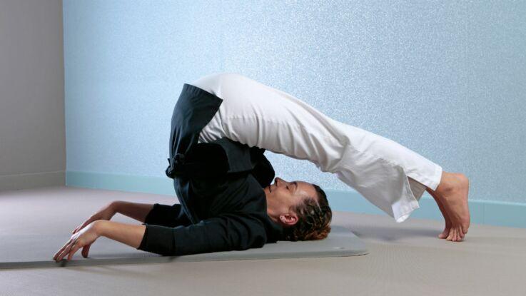 Yoga du soir pour mieux dormir : la boucle et la chandelle